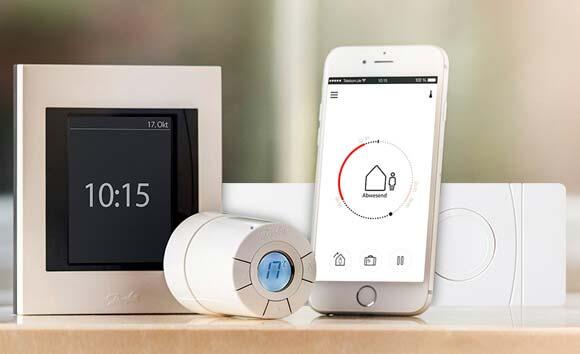 Inteligentne rozwiązania w Twoim domu. Czym jest system Danfoss Link?