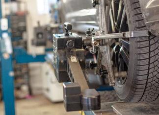 Wiosenny przegląd samochodu - części samochodowe do wymiany