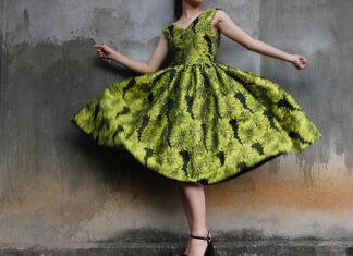 sukienki asymetryczne